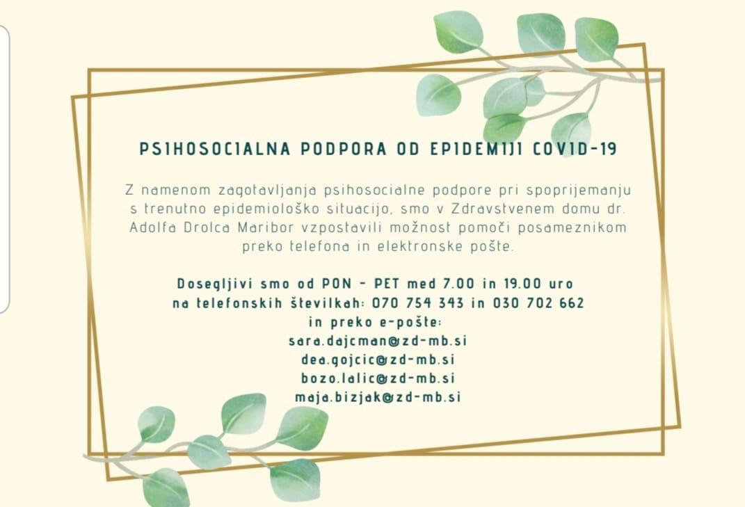 Telefonske stevilke za psiholosko pomoc
